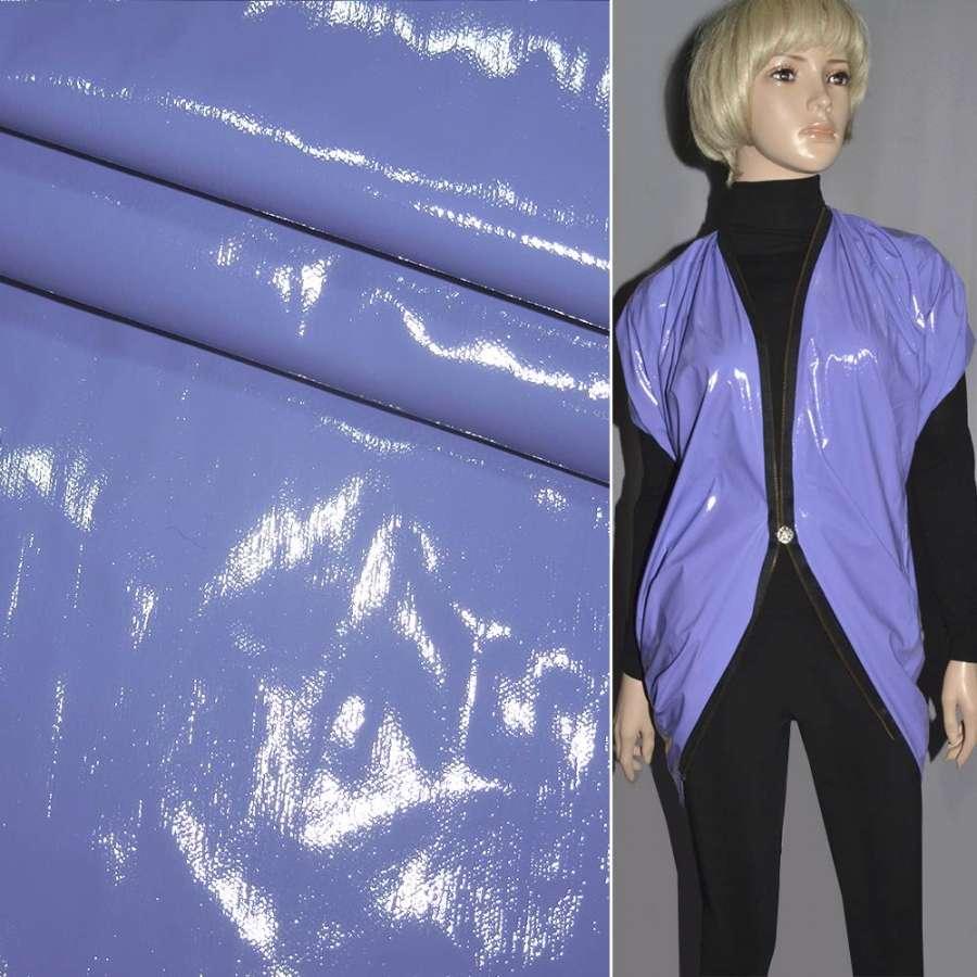лаке светло-фиолетовое тонкое ш.140 см.