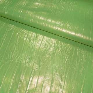 кожа иск. зеленая, ш.140 см
