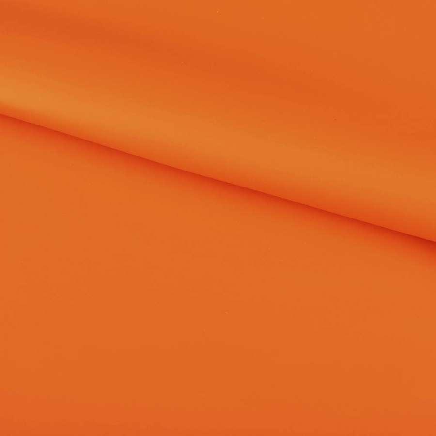 кожа искуств. универсальная оранжевая ш.145