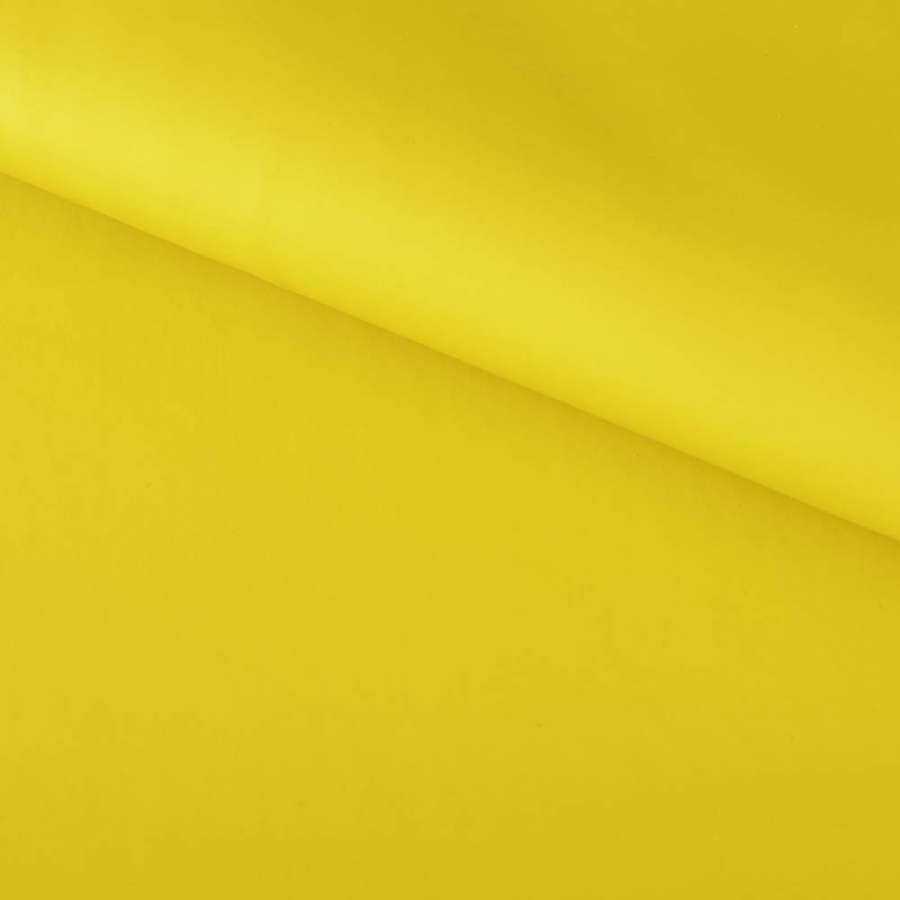 Кожа искусственная универсальная лимонная ш.145