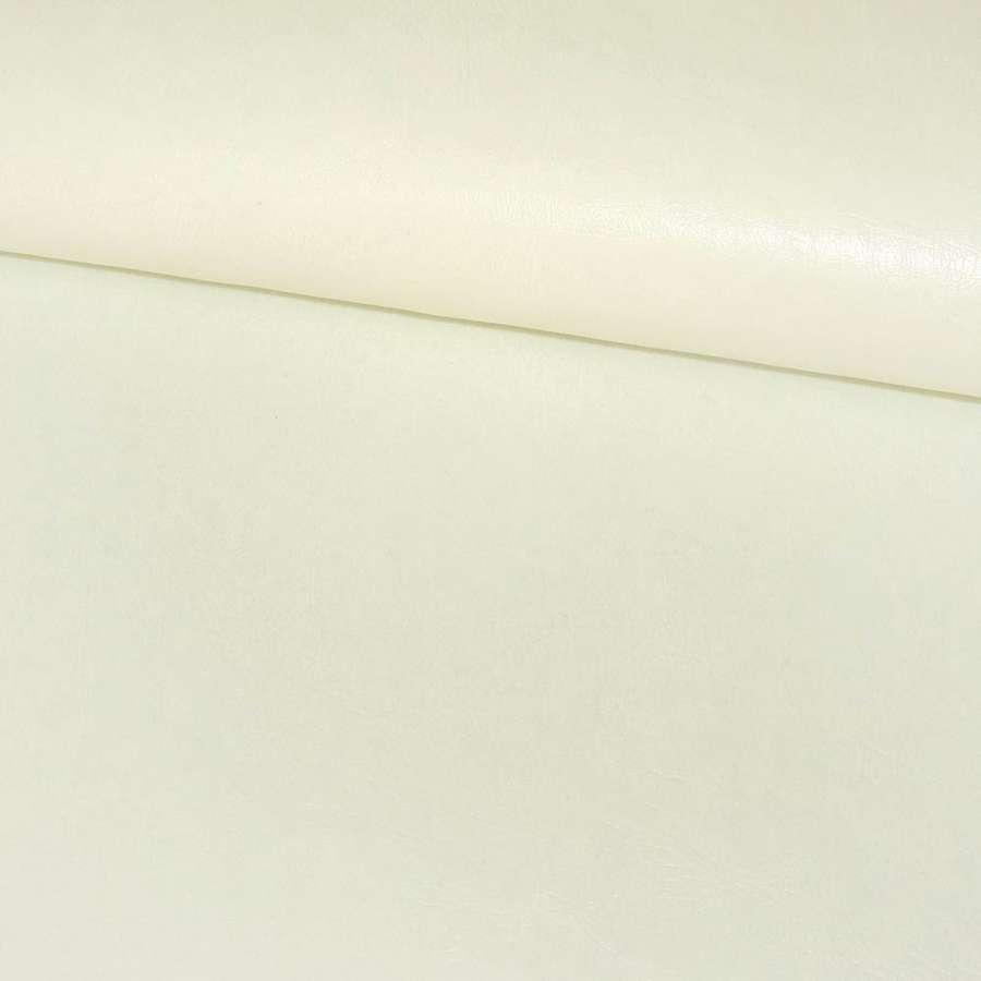 кожа иск. белая, ш.140 см