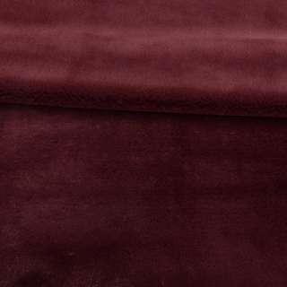 Хутро кролик вишневе ш.165