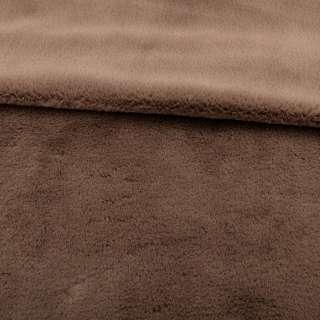 Хутро кролик коричневе світле ш.165