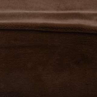 Хутро кролик коричневе золотисте ш.160