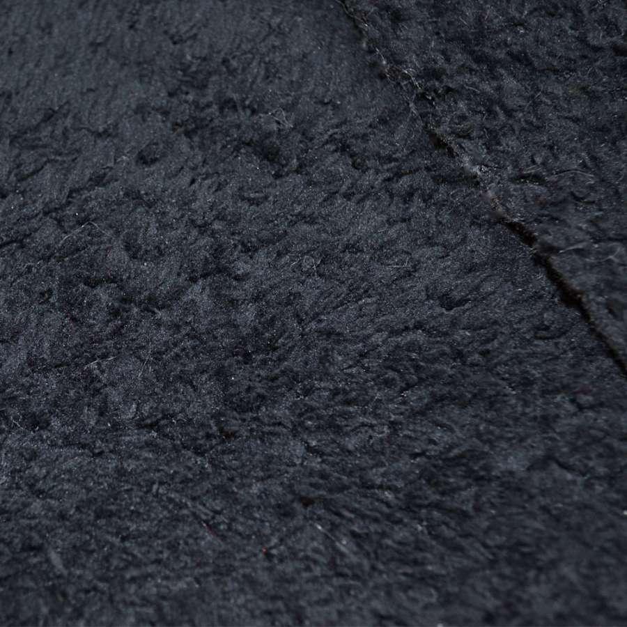 мех 2-х сторон. темно-серый ш.168