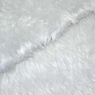 мех с/в белый с серым оттенком, ш.150