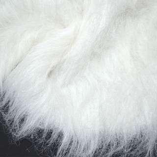 хутро білий дл. / ворсн ш.160