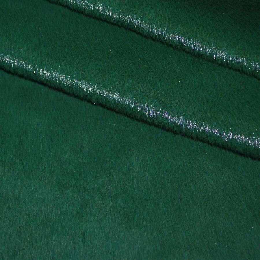 "мех темно-зеленый ""норка"" ш.150"