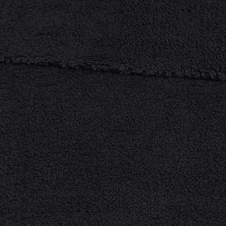 Мех подкладочный черный ш.170
