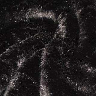 хутро коричневий дл / ворс ш.170