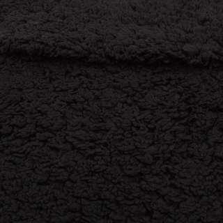 Хутро штучне чорне, ш.155