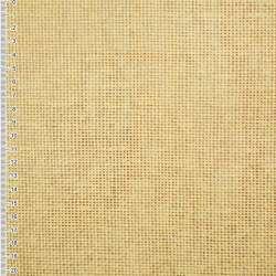 Рогожка из целюлозы на флизелине светло-желтая, ш.150