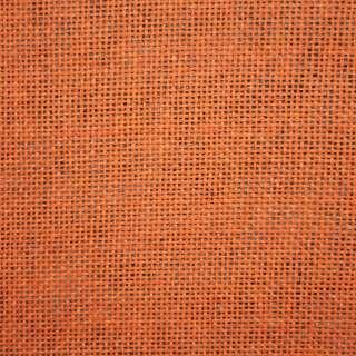 Рогожка из целюлозы на флизелине оранжевая, ш.150