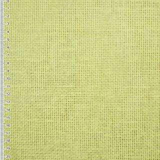 Рогожка из целюлозы на флизелине лимонная, ш.150