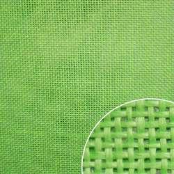 Рогожка из целюлозы на флизелине салатовая, ш.150