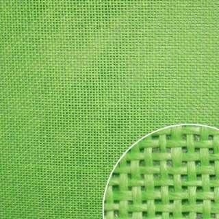Рогожка із целюлози на флізелін салатова, ш.150
