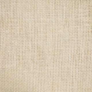 Рогожка из целюлозы на флизелине молочная, ш.150