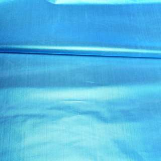 Парча светло-бирюзовая гладкая ш.150