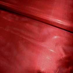 Парча червона гладка ш.150