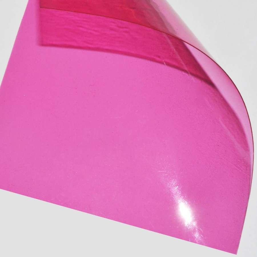 силикон (0,5мм) малиновый ш.122