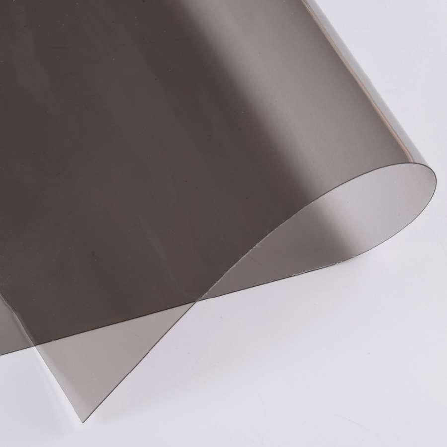 Силикон (0,5мм) серый прозрачный ш.122