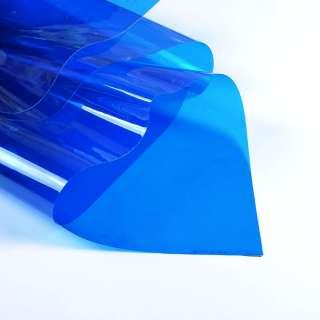 силикон (0,3мм) синий прозрачный ш.122