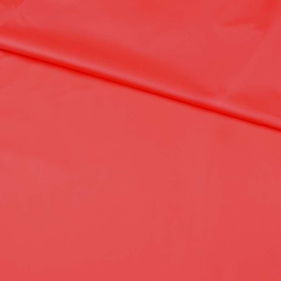 Пленка ПВХ непрозрачная красная 0,15мм матовая, ш.90