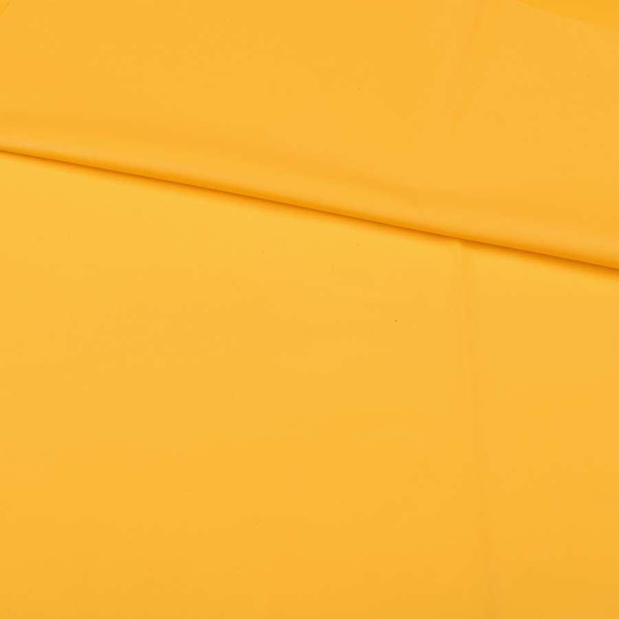 Пленка ПВХ непрозрачная желтая 0,15мм матовая, ш.90
