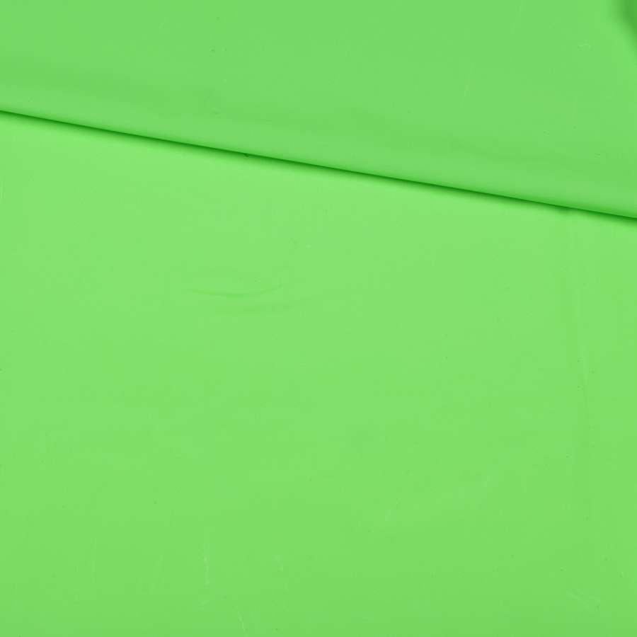 Пленка ПВХ непрозрачная салатовая 0,15мм матовая, ш.90