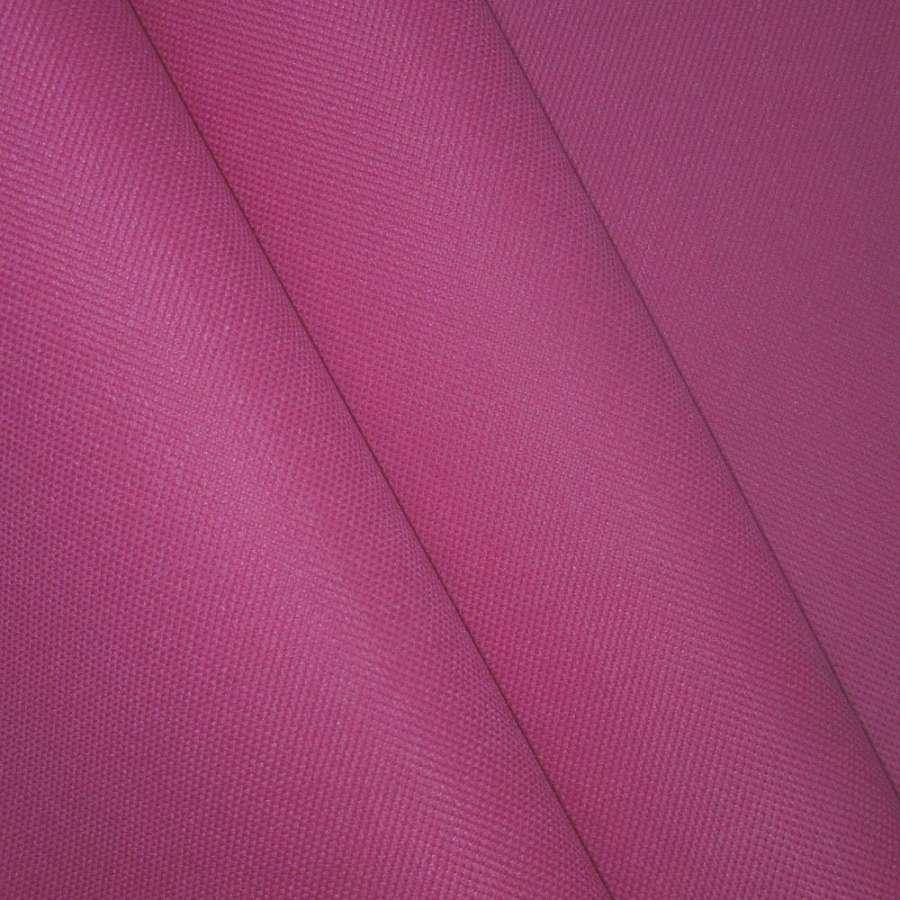 ПВХ ткань оксфорд 600 D малиновая ш.150