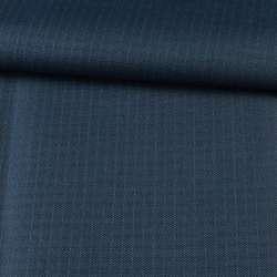 ПВХ ткань оксфорд рип-стоп синяя темная ш.150