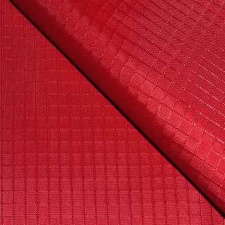 ПВХ тканина Оксфорд рип-стоп червона ш.150