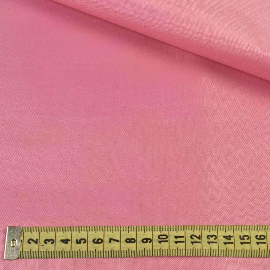 ПВХ ткань оксфорд рип-стоп розовая, ш.150