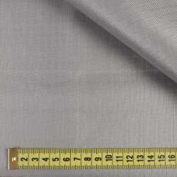 ПВХ ткань оксфорд рип-стоп серая серебристая, ш.150