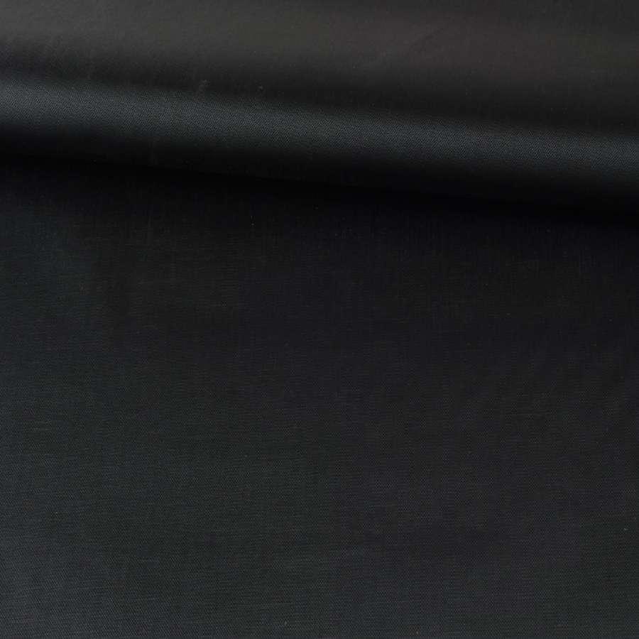 Тент нейлон 210D черный, ш.153