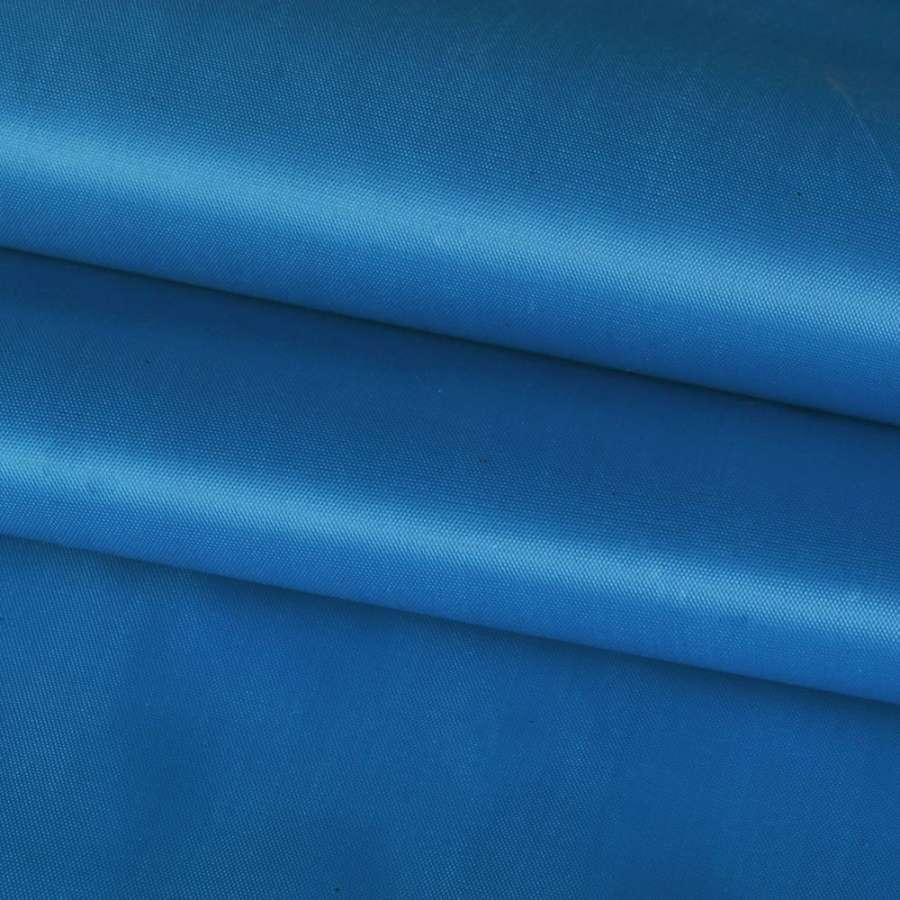 Тент нейлон 210 D сине-голубой ш.153