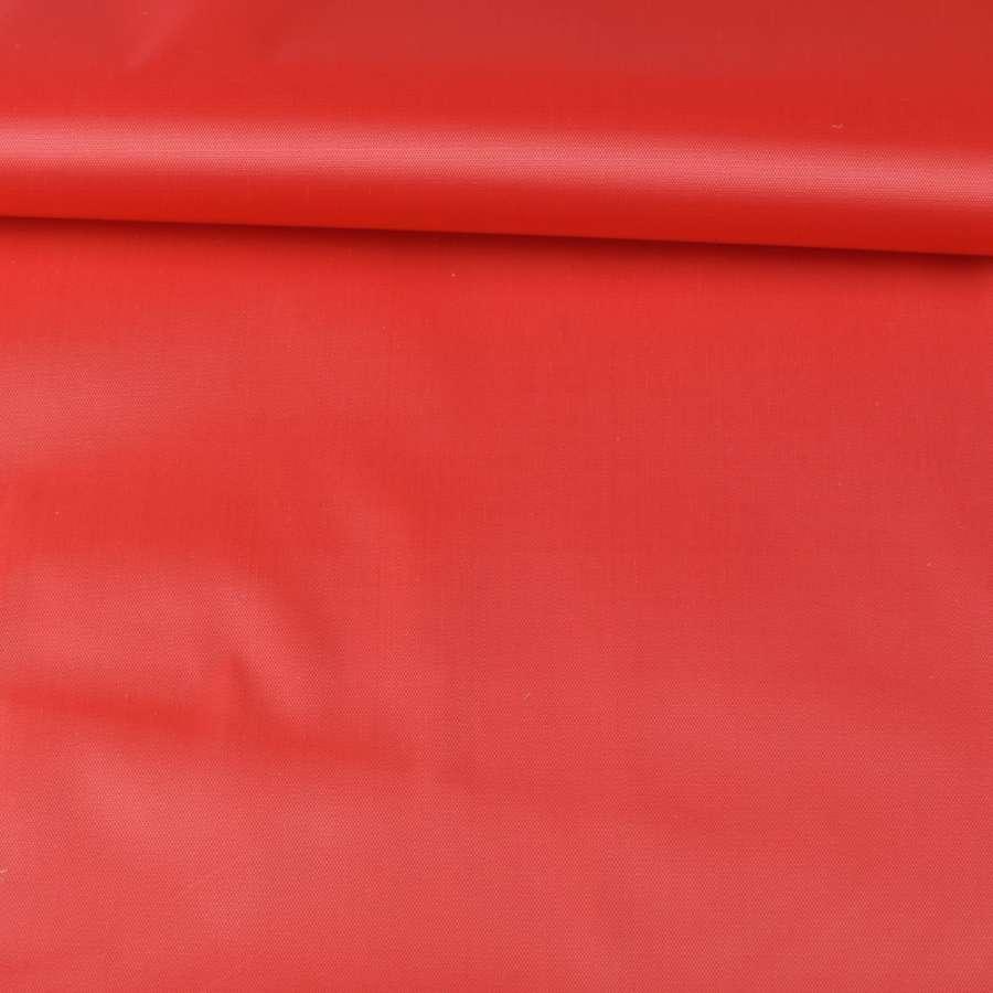 Тент нейлон 210 D красный ш.150