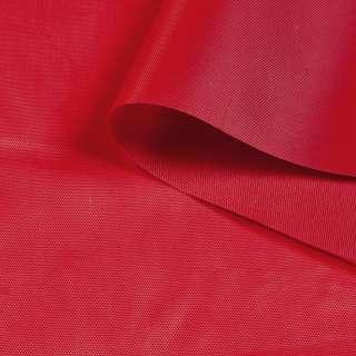 Тент нейлон 210 D червоний темний ш.150