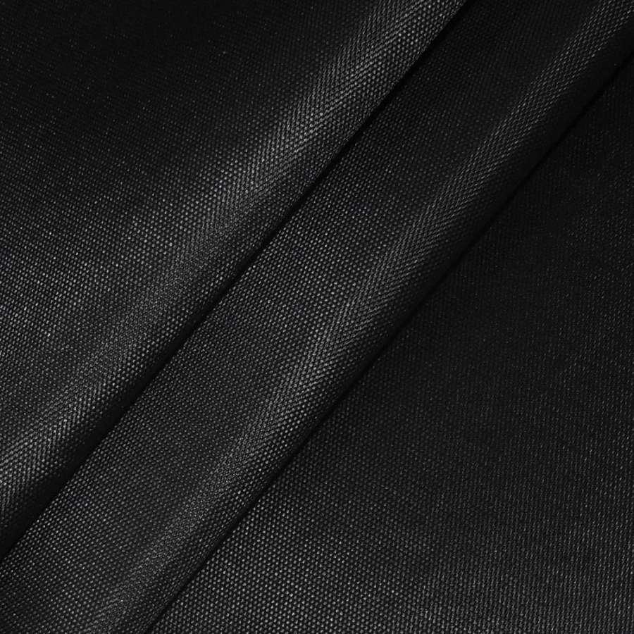 Тентовая ткань ПВХ 420 D черная ш.150