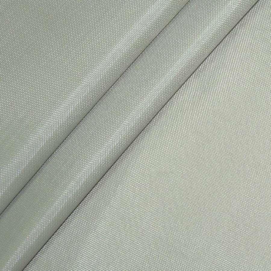 Тентовая ткань ПВХ 420 D светло серая ш.150