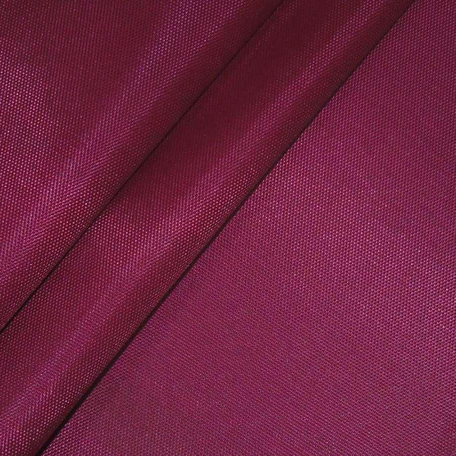 Тентовая ткань ПВХ 420 D вишневая ш.150