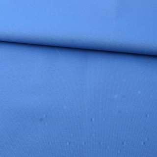 ПВХ ткань оксфорд 600D голубая темная, ш.150