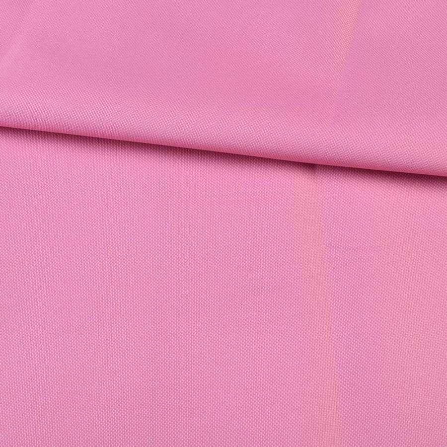 ПВХ ткань оксфорд 600D розовая, ш.150