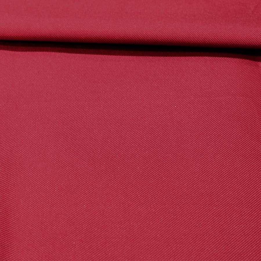 ПВХ ткань оксфорд 600D бордовая, ш.150