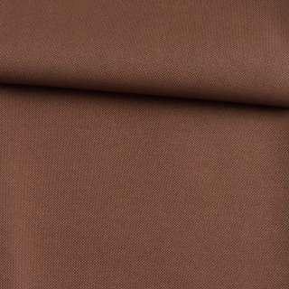 ПВХ ткань оксфорд 600D коричневая светлая, ш.150