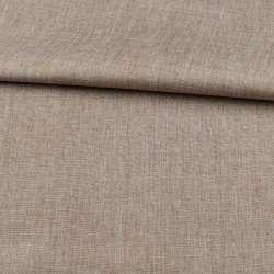 ПВХ ткань оксфорд лен 300D бежевый, ш.150