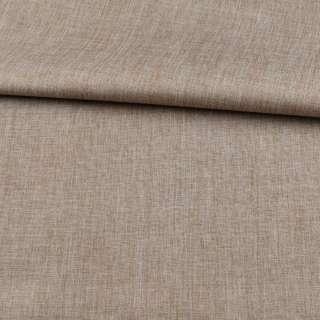 ПВХ тканина Оксфорд льон 300D бежевий, ш.150