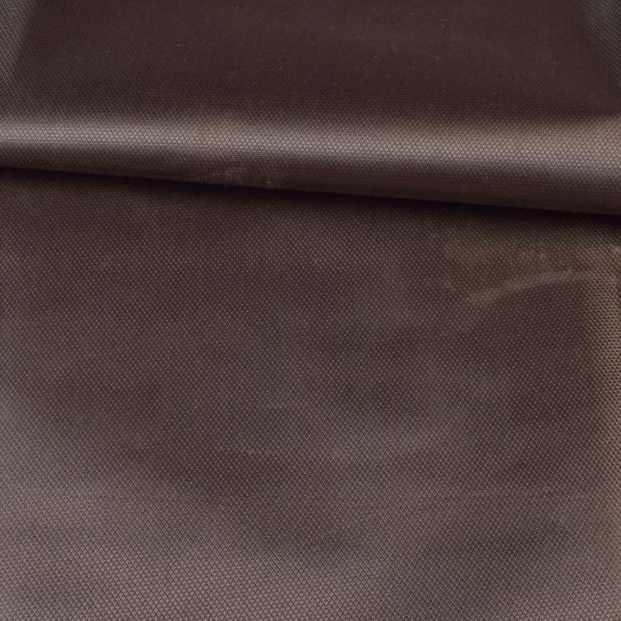 ПВХ ткань оксфорд 420D коричневая, ш.150