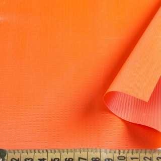 Тентовая ткань ПВХ 420D оранжевая ш.150