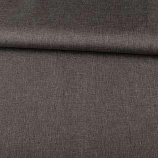 ПВХ ткань оксфорд лен 300D серый ш.150